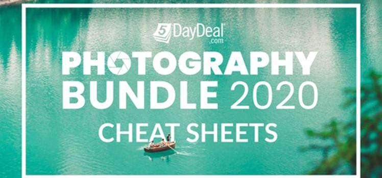 5DayDeal - Complete Photography Bundle VIII 2020