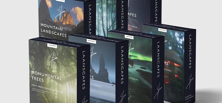 Landscapes - Processing Mega Bundle