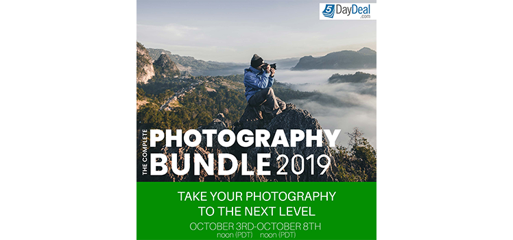 DayDeal - The Complete Photography Bundle - VII - 2019