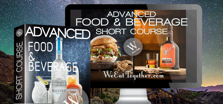 Advanced Food And Beverage Short Course