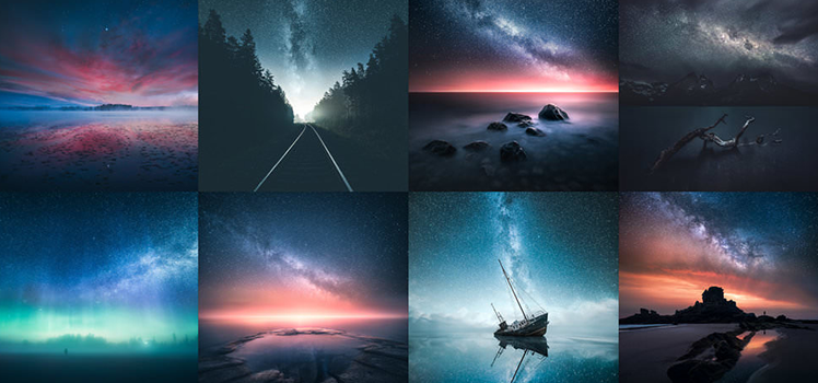 Day & Night - Create stunning conceptual landscape photographs
