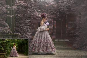 The Purple Path- Painterly Photoshop Tutorial