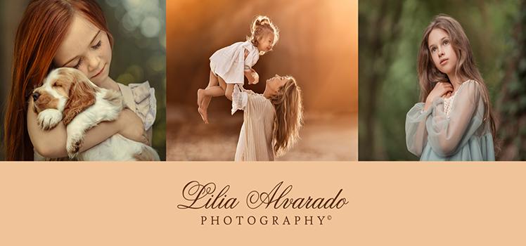 Lilia Alvarado Photography - Editing Videos Complete Collection