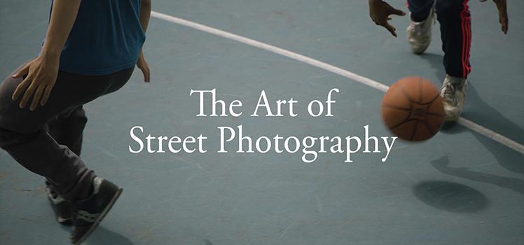 MagnumPhotos - The Art of Street Photography