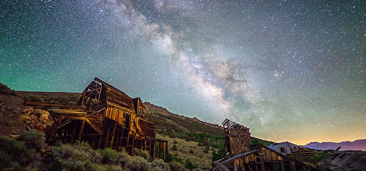 Photographing The Milky Way Workshop