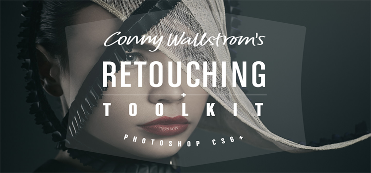 Rawexchange - RETOUCHING with Conny Wallstrom