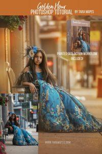 Golden Hour - Painterly Photoshop Tutorial