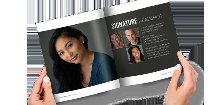Megan DiPiero - Headshot Guide Template